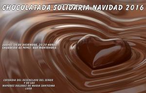 CHOCOLATADA SOLIDARIA DE NAVIDAD, 2016
